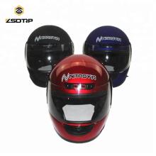 Cascos de motocicleta baratos Off Road Dirt Bike Motocicleta Casco Motocross Protector seguro casco de choque