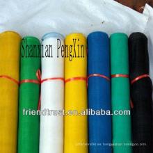 Pantalla de ventana decorativa de fibra de vidrio colorido