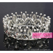costume rhinestone alloy pageant holiday tiara crowns