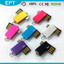 Movimentação completa do flash de OTG USB da capacidade da fábrica para o telefone esperto