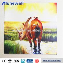 UV-Druck Aluminium-Verbundplatte für Werbung