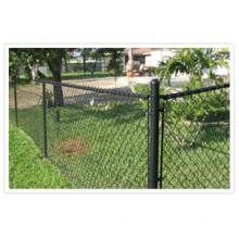 PVC Coated Chain Link Fence (GHW-007)