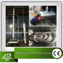 Équipement de distillation d'alcool distillé en inox