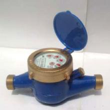 Medidor de agua (tipo mecánico)