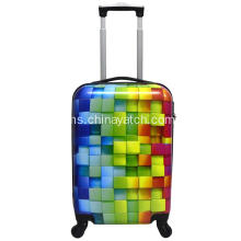 20 Percetakan PC Inch Carry On Luggage