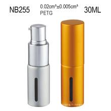 Pulvérisateur de poudre d'animal familier pour l'emballage cosmétique (NB255, NB256)