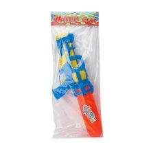 Бодрящий водяной пистолет с водяным пистолетом