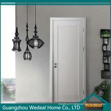 Porte intérieure en bois composite de haute qualité