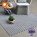 Anti-Slip stuoia del pavimento in Textilene con feltro Backing