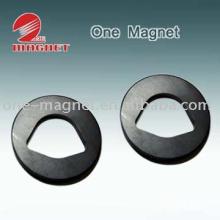 Ferrite Magnet with Irregular Hole