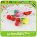 3D Red Skeeler Shaped eraser