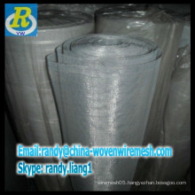 YONGWEI Woven Aluminum Wire Mesh/Window Screen