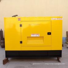 20-1500KVA CE ISO SONCAP silent mini generators with ATS