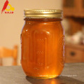 Pure golden royal honey gives energy