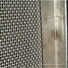 Treillis métallique tissé en acier inoxydable Heshuo