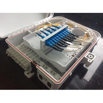 24F Fiber Optic Splitter Box
