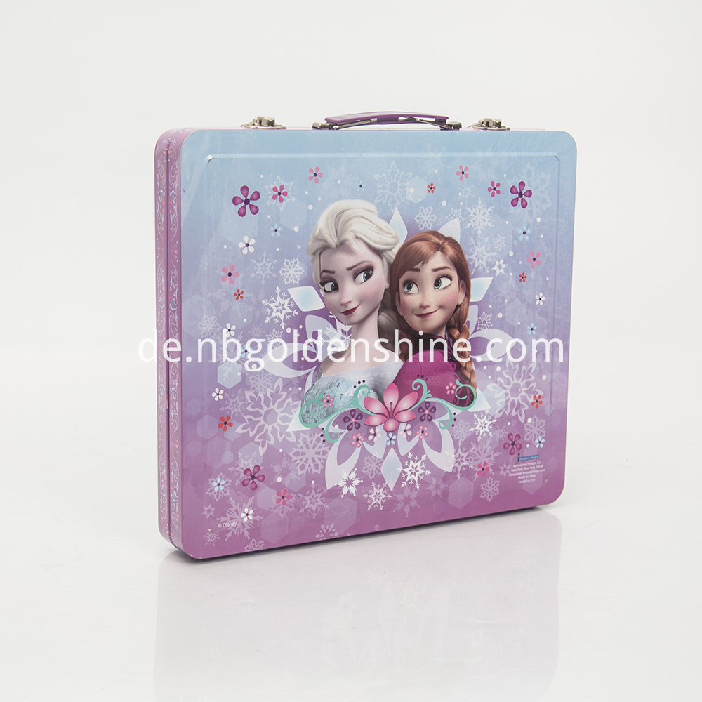 Frozen Deluxe Stationery Pencil Case