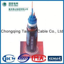 Самые дешевые цены оптовых цен Автомобильный огнестойкий кабель xlpe