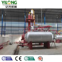 Lista de equipamentos para refinarias de petróleo bruto
