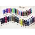 Yxl-601 de múltiples colores de alta calidad de Nylon Nato Watch Strap / Nylon correa de pulsera de reloj hechos en China