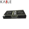 Custom New Design Black Cardboard Packing Domino
