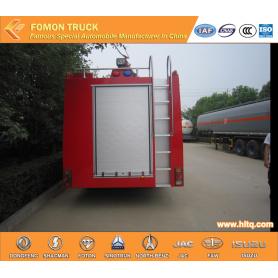 Sinotruk 6x4 15000L Engine Fire Tank Truck