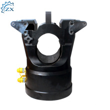 Moderne Art pex Kompressionswerkzeuge hydraulische Kompression Crimpen Kopf 100 Tonnen