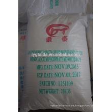 Fosfato de calcio de alta calidad Monobásico Anhidro Polvo fino