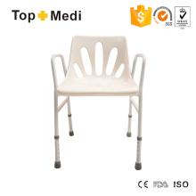 Medizinische Ausrüstung Furture Ökonomische Höhenverstellbare Bad Sitz Bad Stuhl