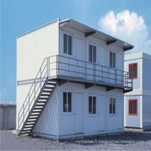 Maison à conteneurs multi-étages préfabriquée
