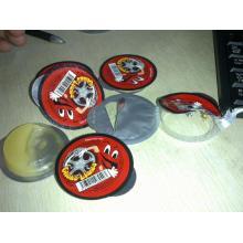 Máquina multifuncional de embalagem de bolhas líquidas de mini tipo