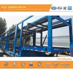 2 axle car transport semi-trailer for sale