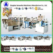 China Swfg-590 Automatic Bulk Noodle Packing Machine