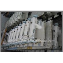 SIRUBA 818 machine à coudre industrail usée