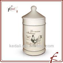 Hot Sale Wholesale Porcelaine en céramique Container Container