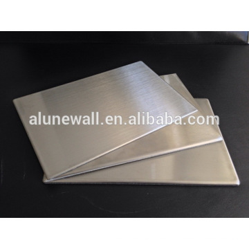Edelstahl-Verbundplatte für Vorhangwanddekoration