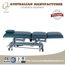 Equipamento médico popular da multi tabela elétrica elétrica do exame da cama de hospital da posição