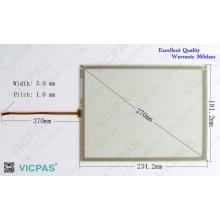 Pantalla táctil 6AV6545-0CC10-0AX0 TP270 10 panel táctil de vidrio