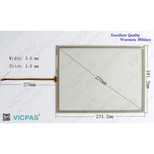 A5E00205799 KT18605 Substituição do reparo do painel da tela de toque para KTP1000