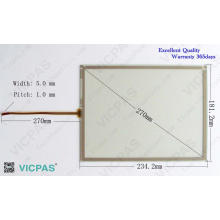 Touchscreen 6AV6545-0CC10-0AX0 TP270 10 Touch Panel Glas