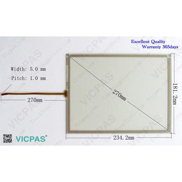 A5E00205799 KT18605 Touch screen panel repair replacement for KTP1000