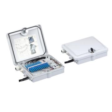 FTTH 12 Cores Fiber Optic Termination Box (AS-ODF-FDB-12)