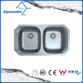 Under Counter Stainless Steel Moduled Kitchen Sink (ACS 3218M)