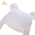 100% Acrylic Baby Crochet Super Soft Beanie Hat