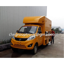 FOTON Small Gasoline Mobile Shop/Vending Cart