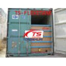 Fluid Flexitank in 20 Fuß-container