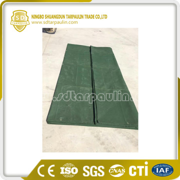 Breathable Construction Tarp Canvas Tarp