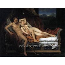 Peinture à l'huile en toile nue à la main professionnelle faite à la main Ebf-025