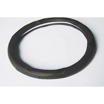 Imitation leather PU steering wheel cover