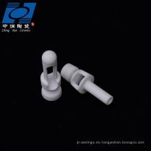 forma de alúmina de cerámica personalizada